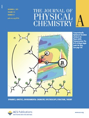 The Journal of Physical Chemistry A: Volume 115, Issue 47