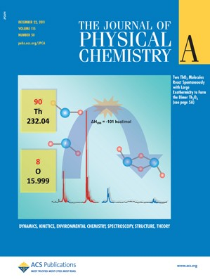 The Journal of Physical Chemistry A: Volume 115, Issue 50