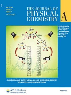 The Journal of Physical Chemistry A: Volume 116, Issue 27