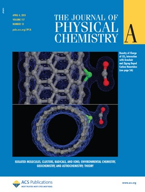 The Journal of Physical Chemistry A: Volume 117, Issue 13