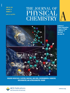 The Journal of Physical Chemistry A: Volume 117, Issue 24