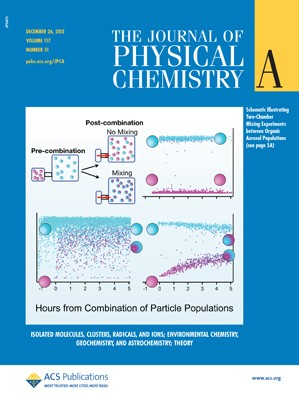The Journal of Physical Chemistry A: Volume 117, Issue 51