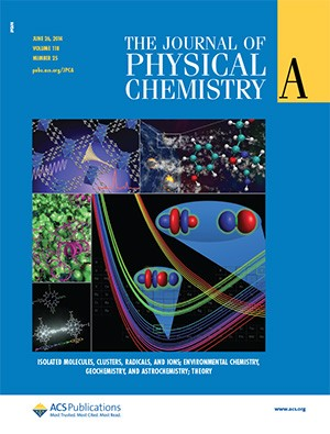 The Journal of Physical Chemistry A: Volume 118, Issue 25