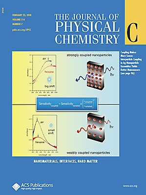 The Journal of Physical Chemistry C: Volume 114, Issue 7
