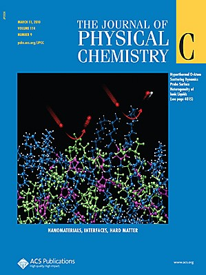 The Journal of Physical Chemistry C: Volume 114, Issue 9