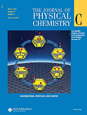 The Journal of Physical Chemistry C: Volume 114, Issue 14