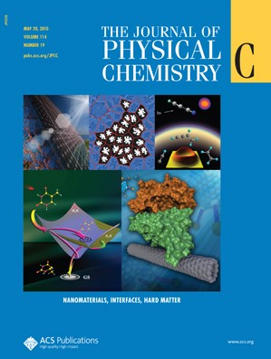 The Journal of Physical Chemistry C: Volume 114, Issue 19
