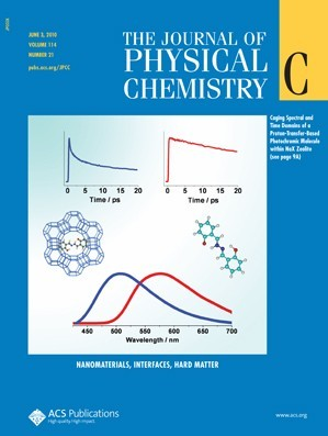The Journal of Physical Chemistry C: Volume 114, Issue 21