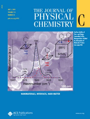 The Journal of Physical Chemistry C: Volume 114, Issue 25