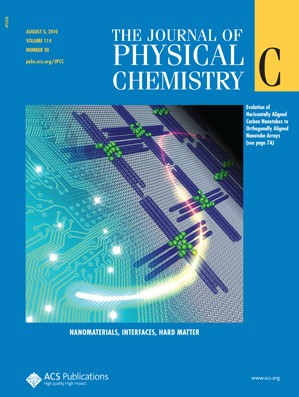 The Journal of Physical Chemistry C: Volume 114, Issue 30