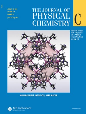 The Journal of Physical Chemistry C: Volume 114, Issue 31