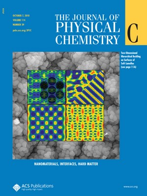 The Journal of Physical Chemistry C: Volume 114, Issue 39
