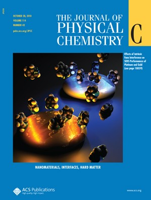 The Journal of Physical Chemistry C: Volume 114, Issue 42