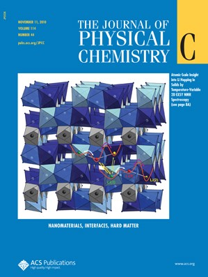 The Journal of Physical Chemistry C: Volume 114, Issue 44