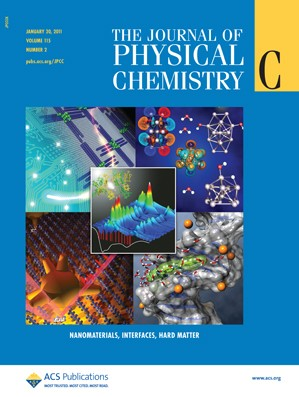 The Journal of Physical Chemistry C: Volume 115, Issue 2