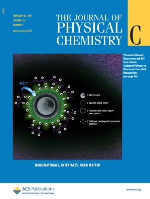 The Journal of Physical Chemistry C: Volume 115, Issue 7