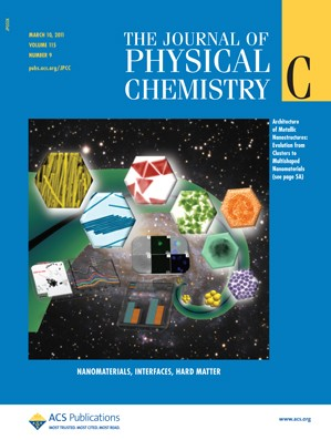 The Journal of Physical Chemistry C: Volume 115, Issue 9
