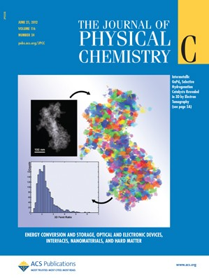 The Journal of Physical Chemistry C: Volume 116, Issue 24