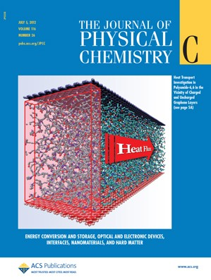 The Journal of Physical Chemistry C: Volume 116, Issue 26