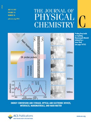 The Journal of Physical Chemistry C: Volume 116, Issue 28