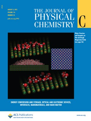 The Journal of Physical Chemistry C: Volume 116, Issue 30