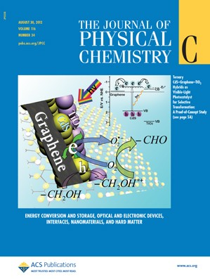 The Journal of Physical Chemistry C: Volume 116, Issue 34