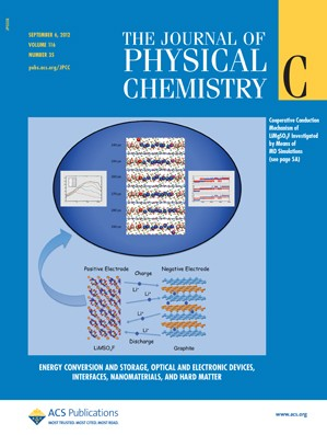 The Journal of Physical Chemistry C: Volume 116, Issue 35