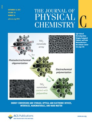 The Journal of Physical Chemistry C: Volume 116, Issue 36