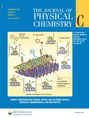 The Journal of Physical Chemistry C: Volume 116, Issue 47