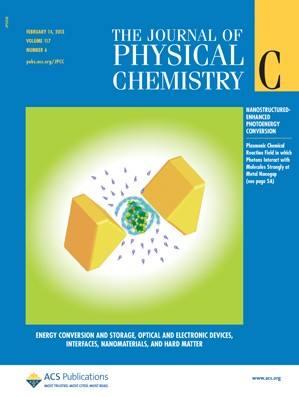 The Journal of Physical Chemistry C: Volume 117, Issue 6