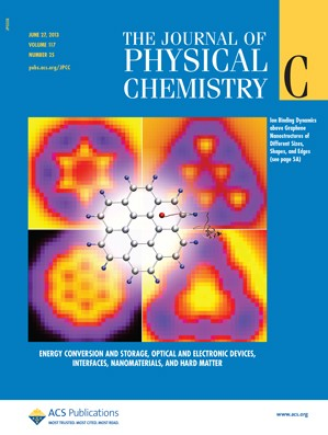 The Journal of Physical Chemistry C: Volume 117, Issue 25