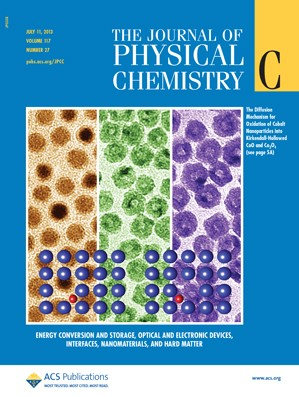 The Journal of Physical Chemistry C: Volume 117, Issue 27