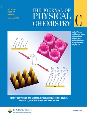 The Journal of Physical Chemistry C: Volume 117, Issue 28
