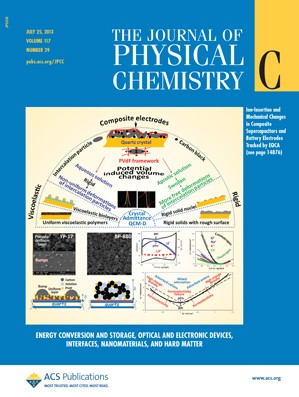 The Journal of Physical Chemistry C: Volume 117, Issue 29