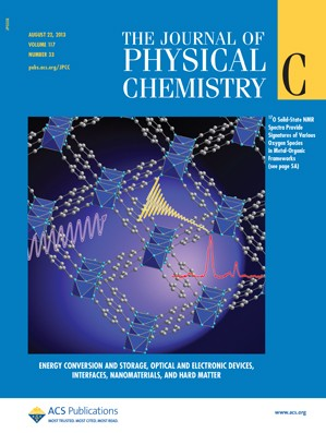 The Journal of Physical Chemistry C: Volume 117, Issue 33