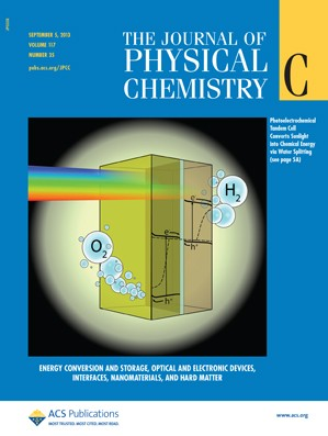 The Journal of Physical Chemistry C: Volume 117, Issue 35