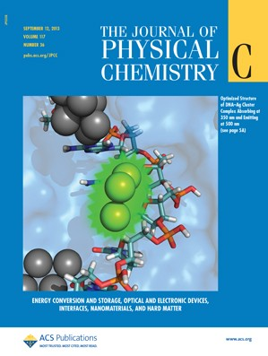 The Journal of Physical Chemistry C: Volume 117, Issue 36