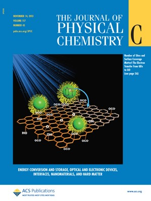 The Journal of Physical Chemistry C: Volume 117, Issue 45