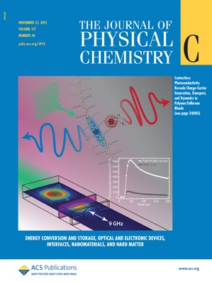 The Journal of Physical Chemistry C: Volume 117, Issue 46