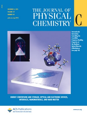The Journal of Physical Chemistry C: Volume 117, Issue 48