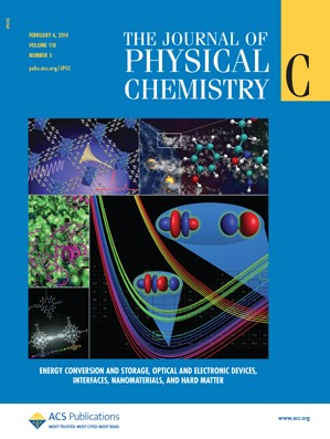 The Journal of Physical Chemistry C: Volume 118, Issue 5