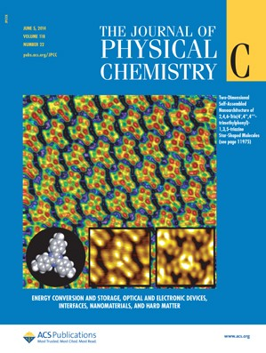 The Journal of Physical Chemistry C: Volume 118, Issue 22