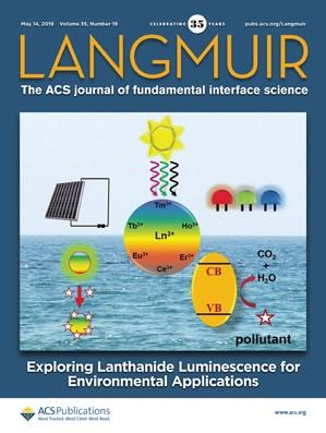 Langmuir: Volume 35, Issue 19