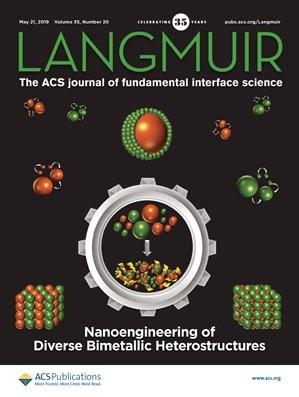 Langmuir: Volume 35, Issue 20