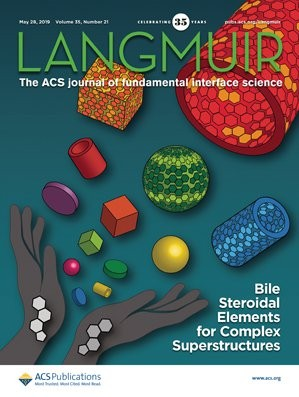 Langmuir: Volume 35, Issue 21
