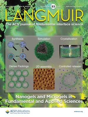 Langmuir: Volume 35, Issue 25
