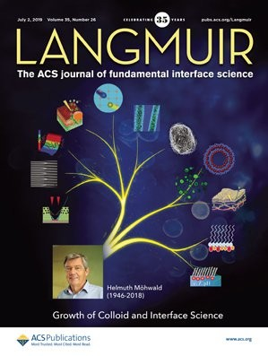 Langmuir: Volume 35, Issue 26