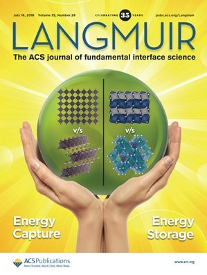 Langmuir: Volume 35, Issue 28