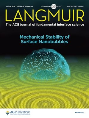 Langmuir: Volume 35, Issue 29
