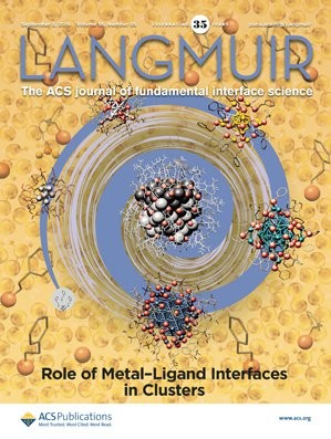 Langmuir: Volume 35, Issue 35
